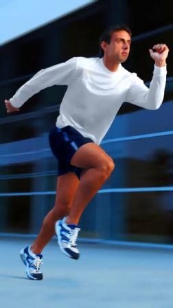 тренинг ног
