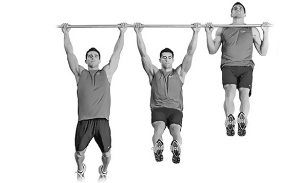 Chest-To-Bar-Pull-up