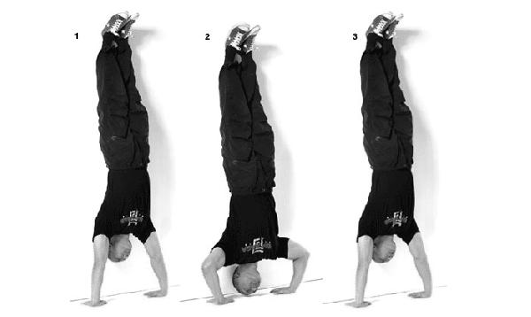 Handstand-Push-ups