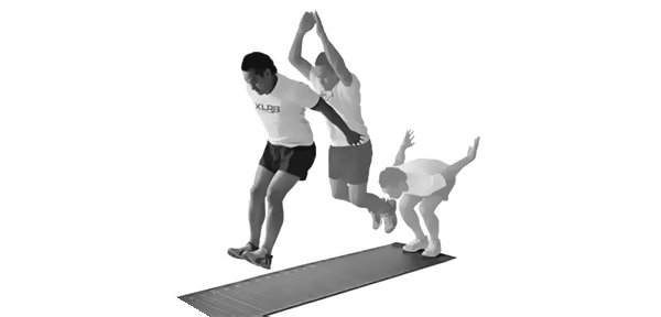 Standing-broad-jump