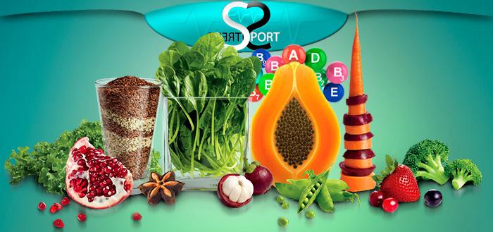 источники и свойства витаминов