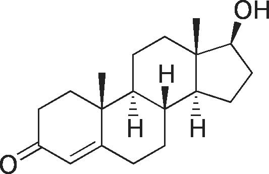 структура-тестостерона