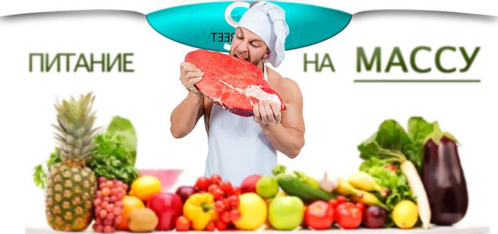 питание на массу